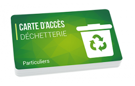 Impression fabrication carte badge ecoresponsable