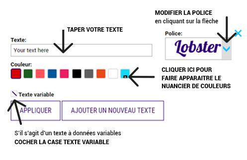 Pour Ajouter Un Nouveau Texte Recommencer Lopration Et Cliquer Sur AJOUTER UN NOUVEAU TEXTE